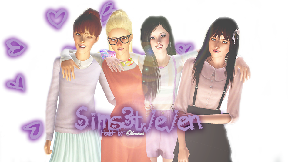 Sims3tjejen